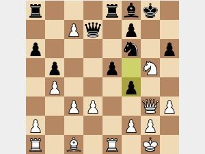 Schach Flash Game